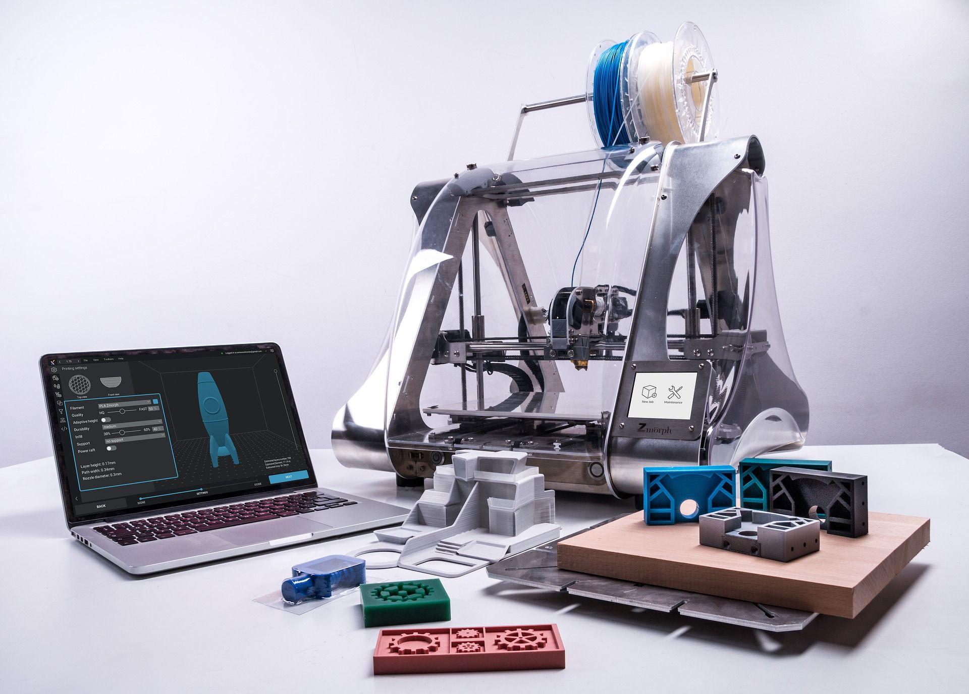 3D Drucker auf 3D Drucker Kaufen.info