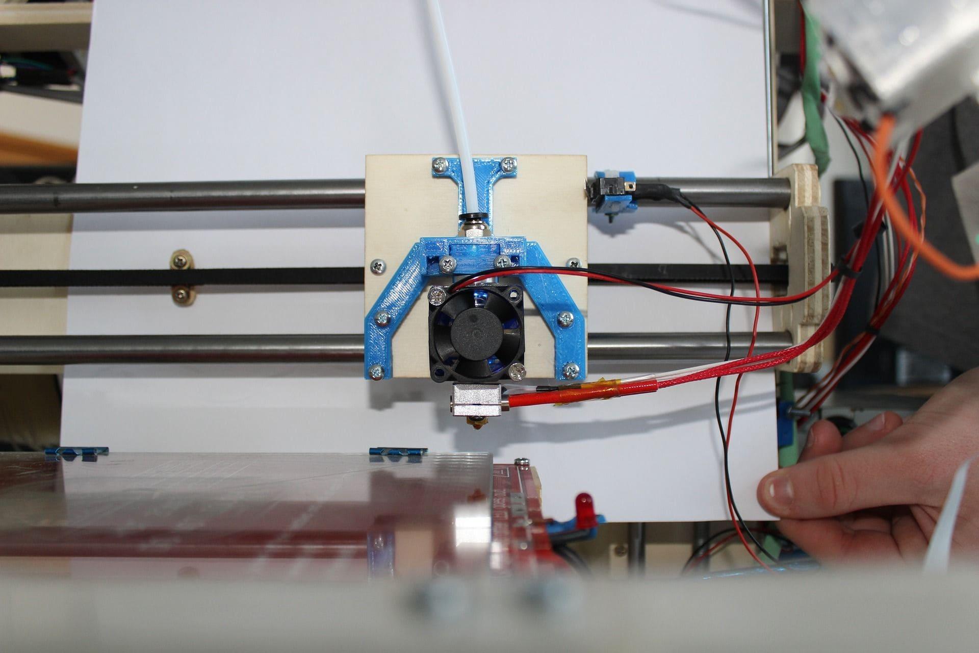 Infos zu 3D Drucker Bausätzen