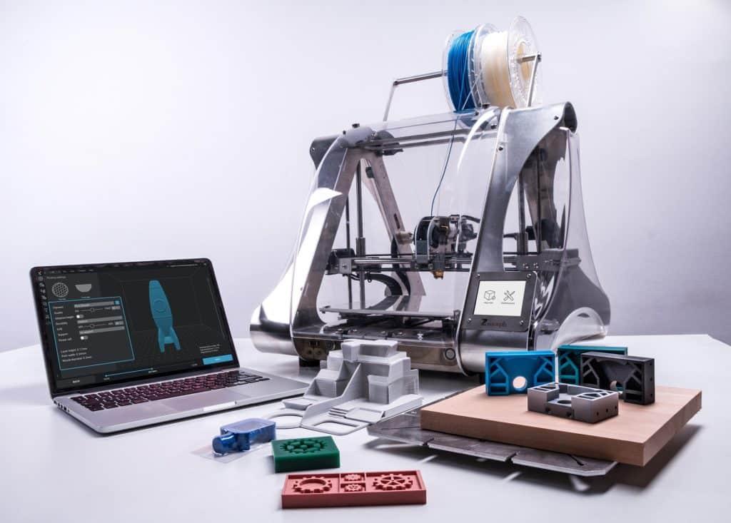 Wie die 3D Drucker Entwicklung bis 2020 ablief