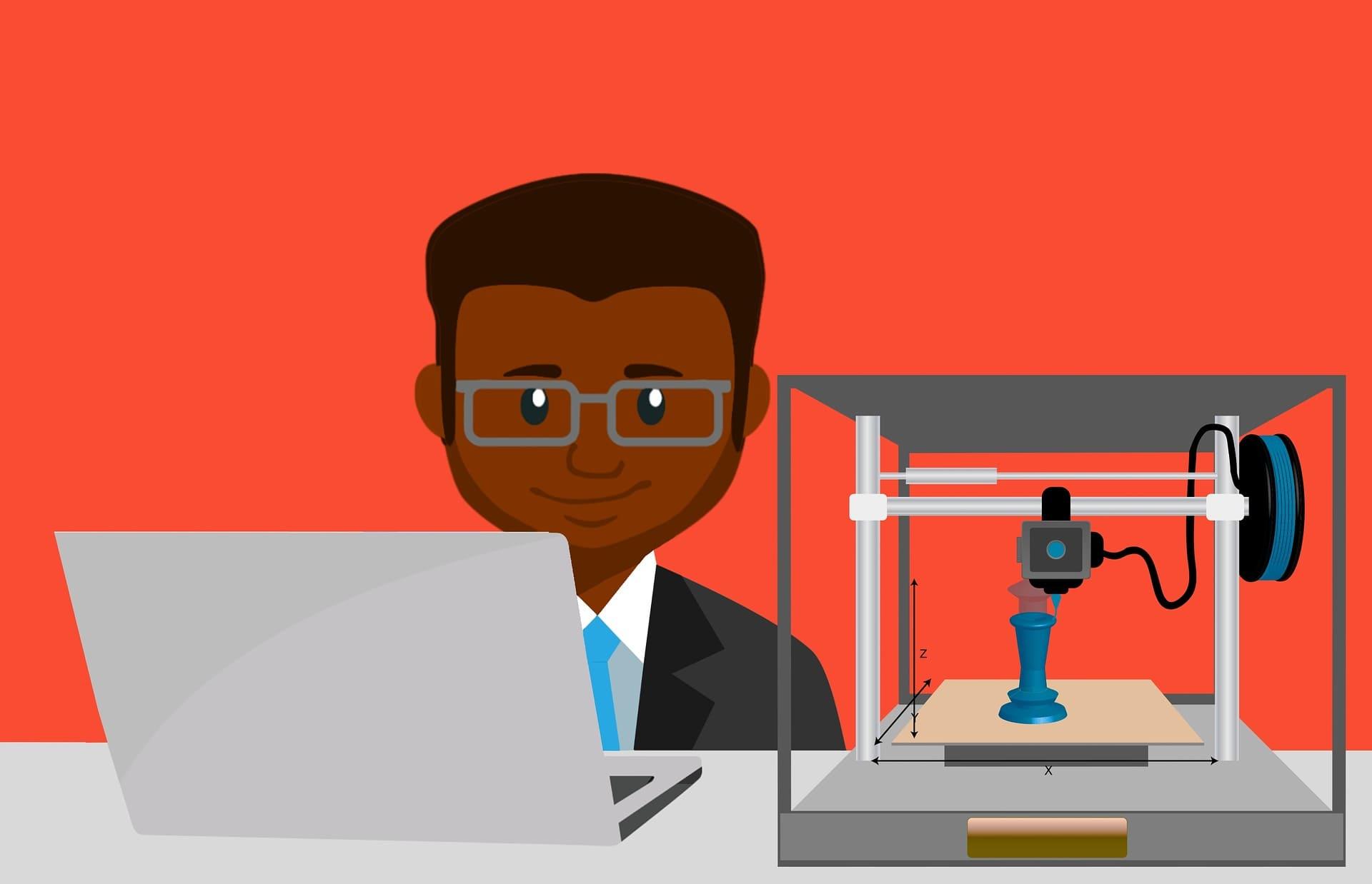 Wichtige 3D Drucker Hersteller