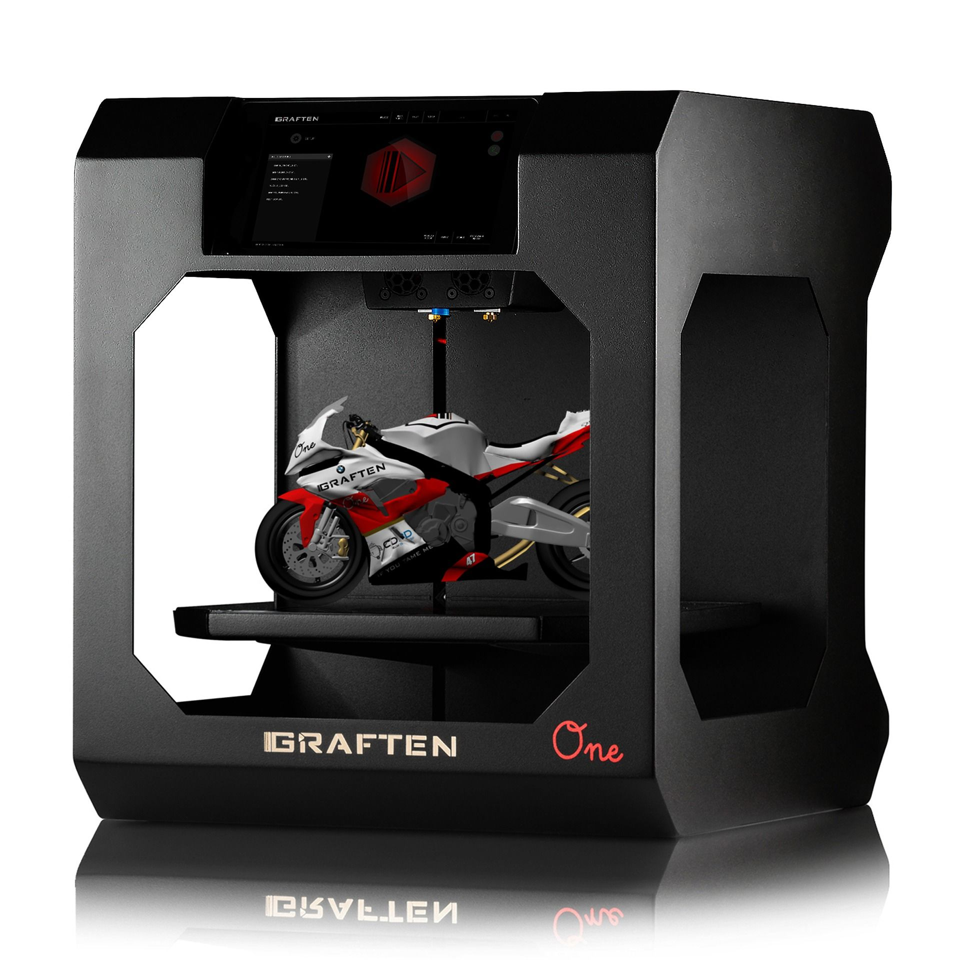Jetzt 3D Drucker Metall für zuhause kaufen
