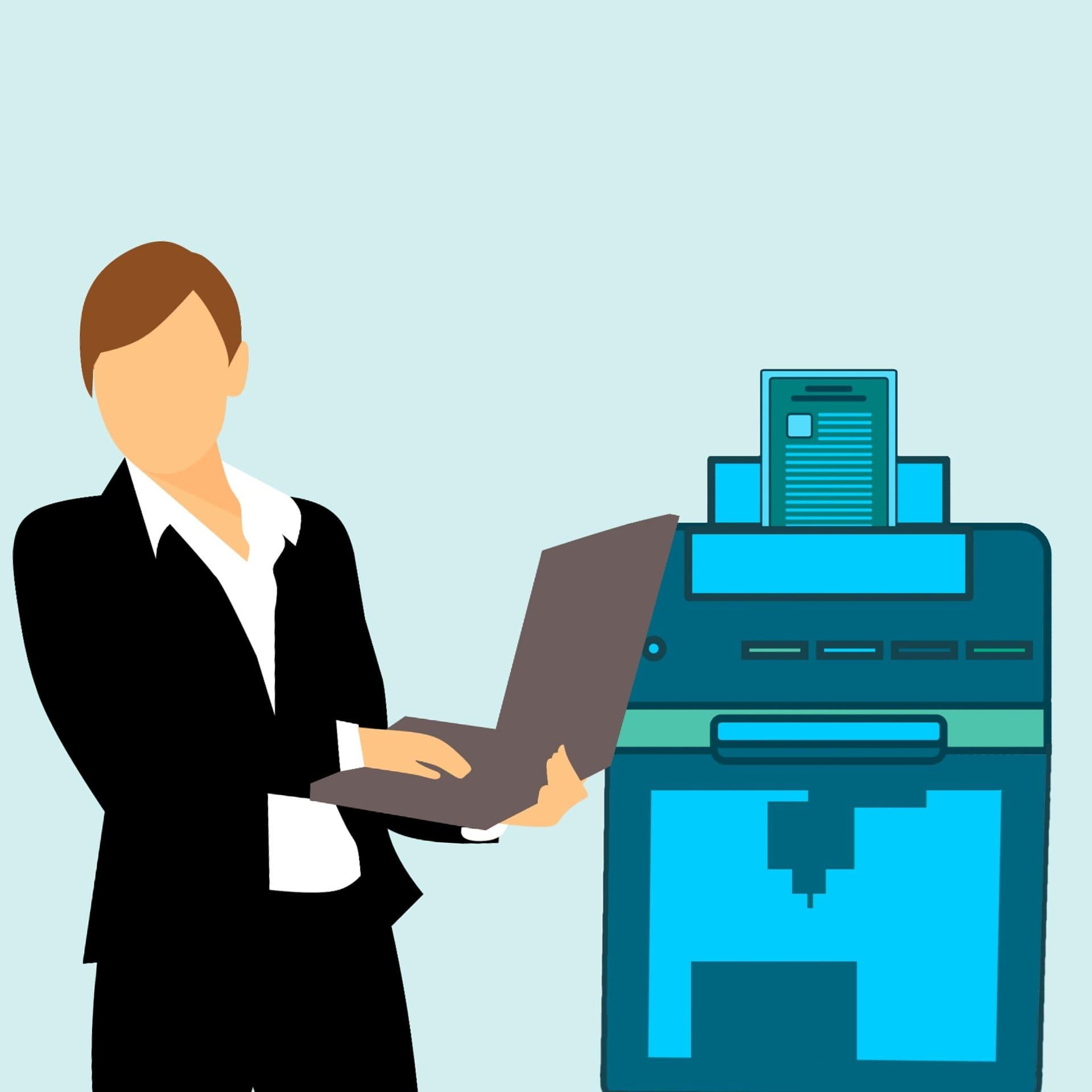 Die 3D Drucker Unternehmen
