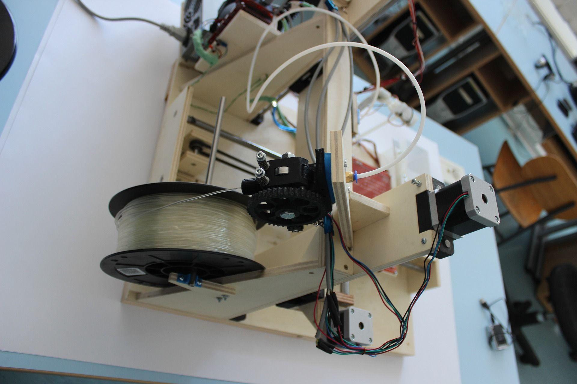 Erfahre, wie du 3D Drucker selber bauen kannst