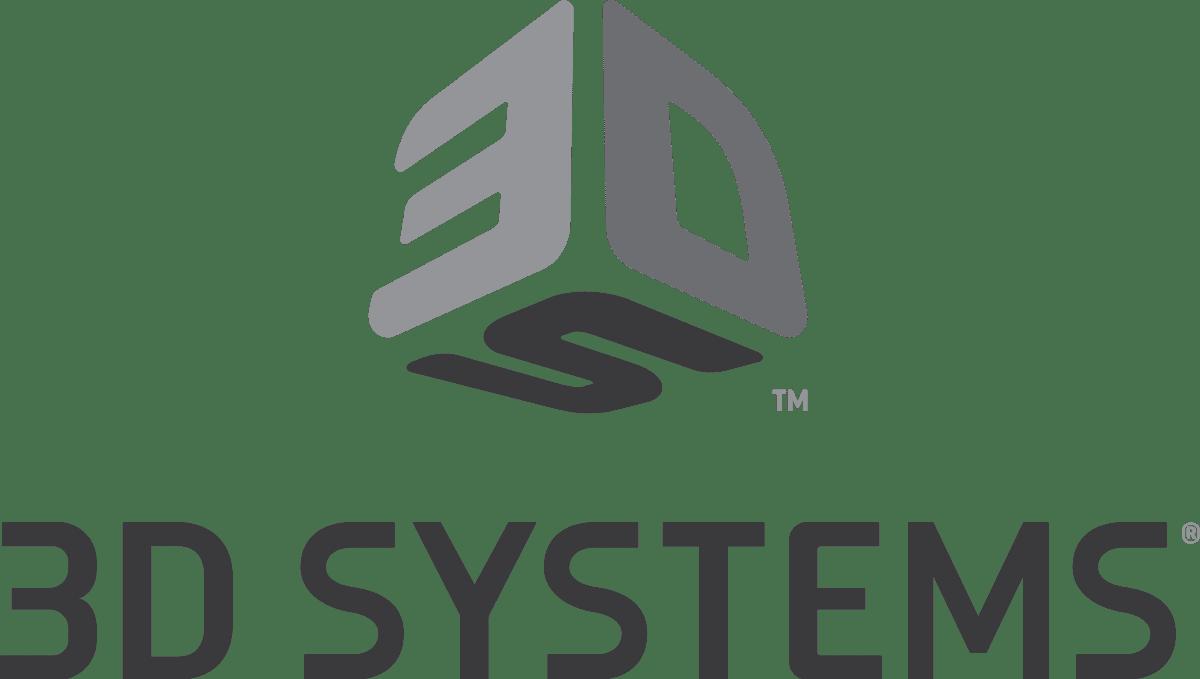Logo von 3D Systems