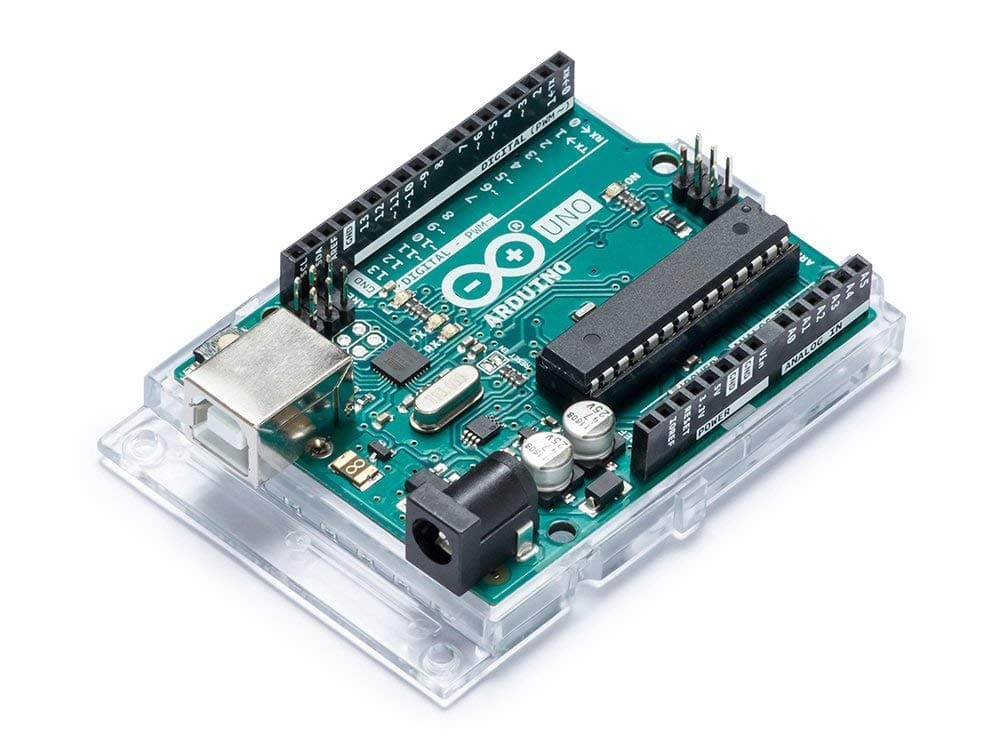 Das Arduino Uno Rev 3