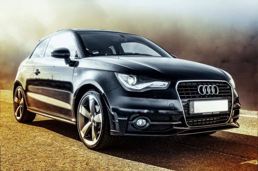 Die Automobilindustrie verwendet 4D Druck
