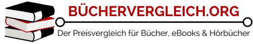 Das Logo von Büchervergleich.org