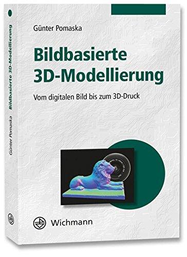 Das Cover von dem Buch Bildbasierte 3D Modellierung