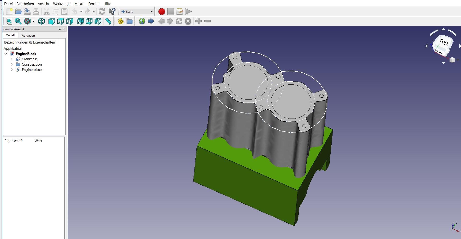 FreeCAD ist ein beliebtes CAD Programm