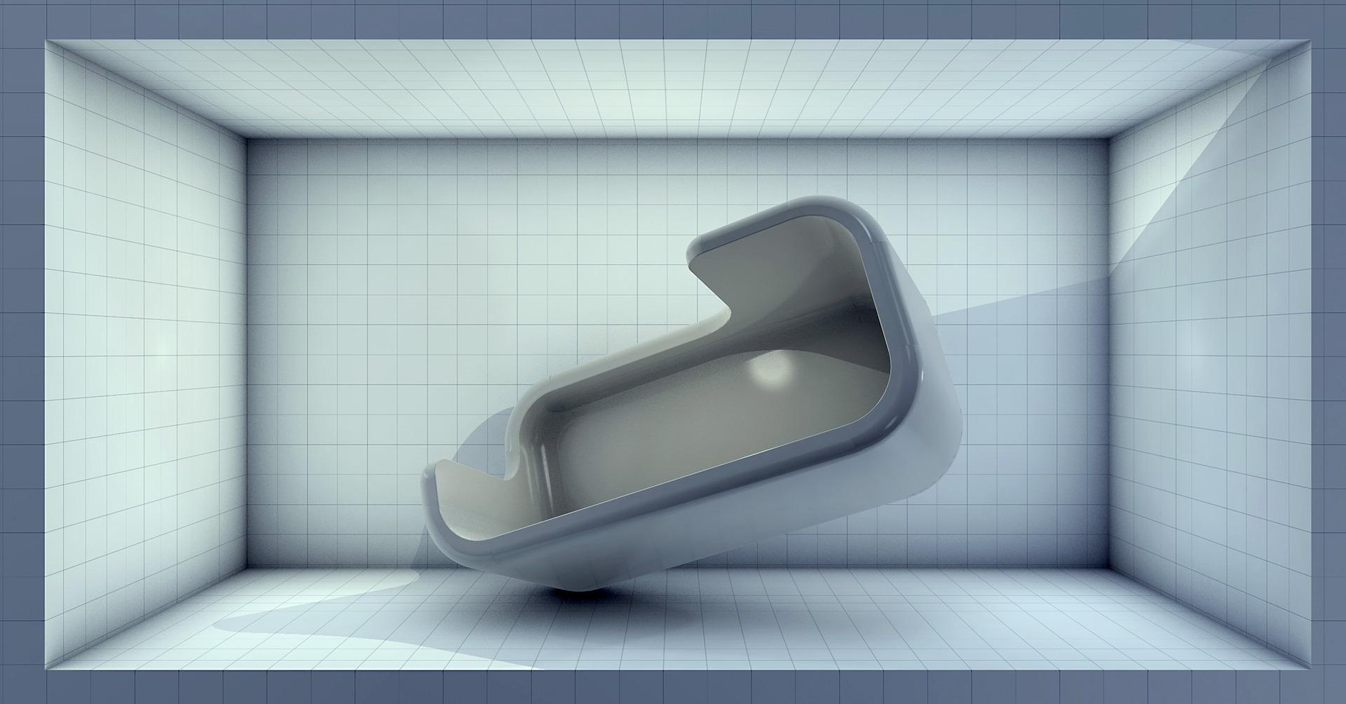 Bespielbild des ersten 3D Programm der 3D Drucker Geschichte