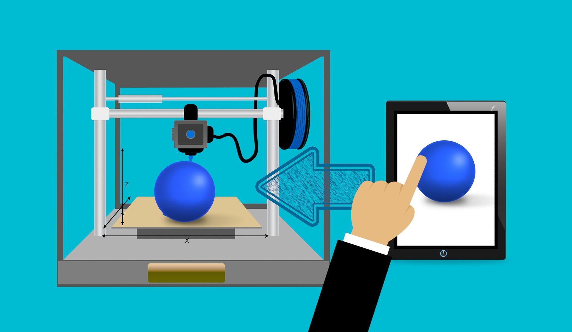 Der Weg zu vielen 3D Drucker Jobs lohnt sich