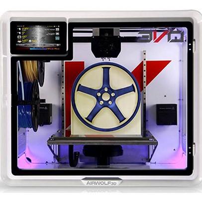 Beispiel für einen 3D Metall Drucker