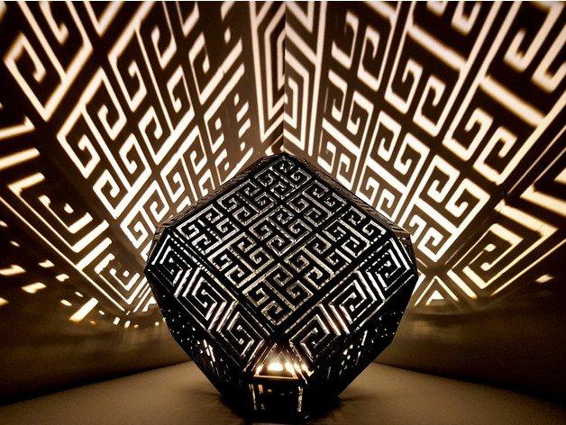 Erfahre mehr über die griechische Desigerlampe