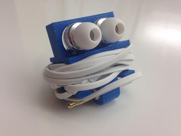 Erfahre mehr über die In Ear Kopfhörerhalterung auf 3D Drucker kaufen.info