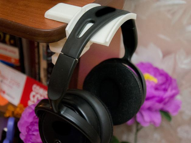 Erfahre mehr über die On Ear Kopfhörerhalterung auf 3D Drucker kaufen.info
