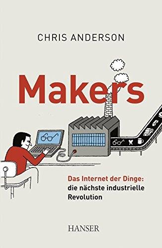 Das Cover des Buches Makers - Das Internet der Dinge