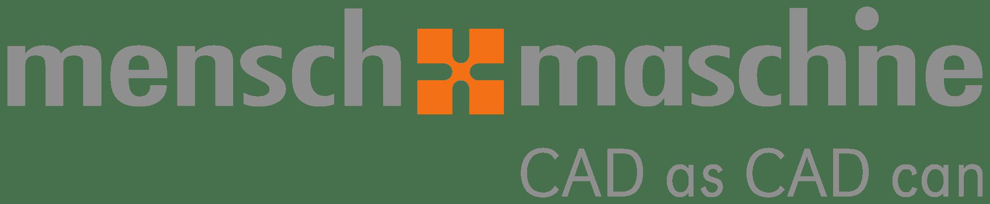 Das Mensch und Maschine Logo
