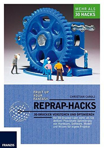 Cover des Buches RepRap Hacks