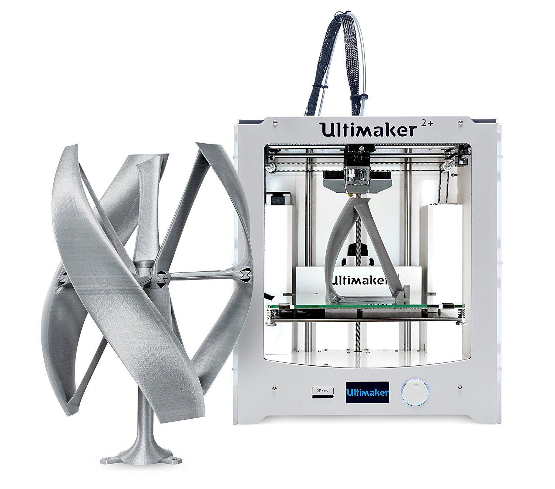 Der Ultimaker 2 Plus auf 3D Drucker kaufen.info