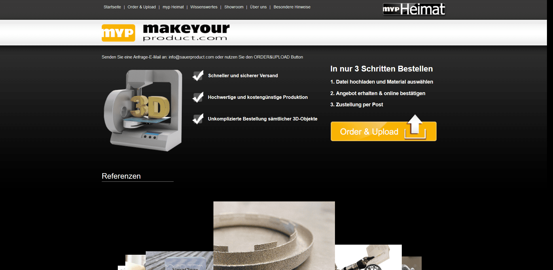 Logo von makeyourproduct.com